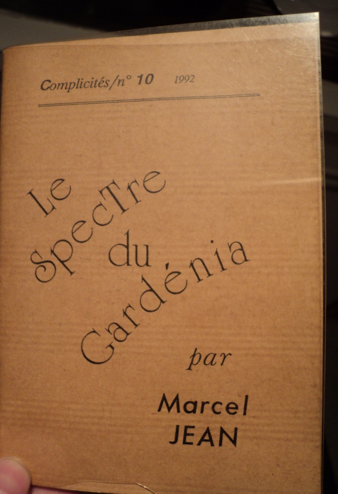 Marcel Jean and the Culture of Booklets (4/5)
